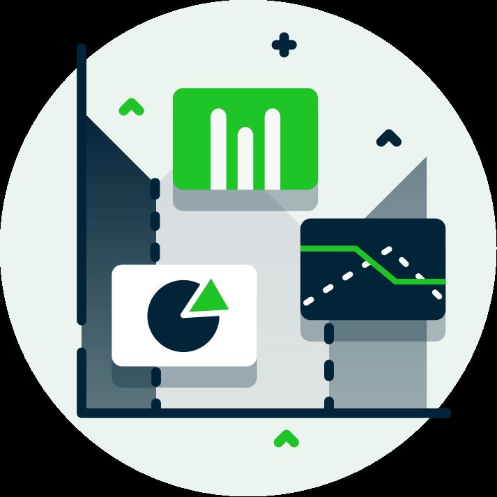 Trading Analysis - Icon